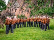 Альпийский мужской хор (Италия)