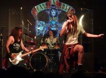 Guns n` Roses Tribute Show