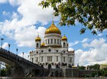 «Судьба главного храма страны» (пешеходная экскурсия в Храм Христа Спасителя)