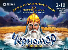 Мюзикл «Черномор». Елка в Олимпийском<br>