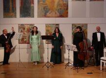 Концерт «Шедевры итальянской музыки XVI-XVIII в.в.»<br>