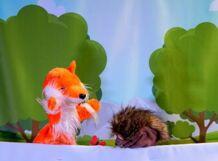 Ежик и Лиса - интерактивный кукольный спектакль