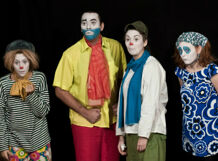 Клоунская программа «Дурлеск» 2019-04-13T19:00