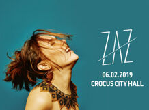 ZAZ 2019-02-06T20:00 zaz zaz recto verso 2 lp colour
