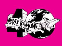 Marky Ramone. Rocket To Russia – 40 years!