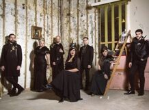 The Swingle Singers (Великобритания) 2018-02-18T19:00 пьер булез new swingle singers orchestre national de france pierre boulez berio sinfonia eindruke