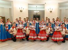 «Нам дороги эти позабыть нельзя...» Академический хор русской песни 2019-05-09T19:00 цена