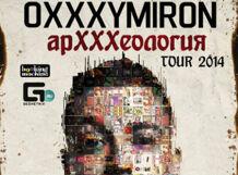 Концерт Oxxxymiron