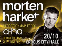 Концерт Morten Harket