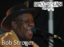 Концерт Bob Stroger