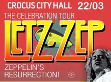 Letz Zep. The Official Number One Tribute to LED ZEPPELIN от Ponominalu