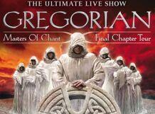 GREGORIAN Final Chapter Прощальный Тур от Ponominalu