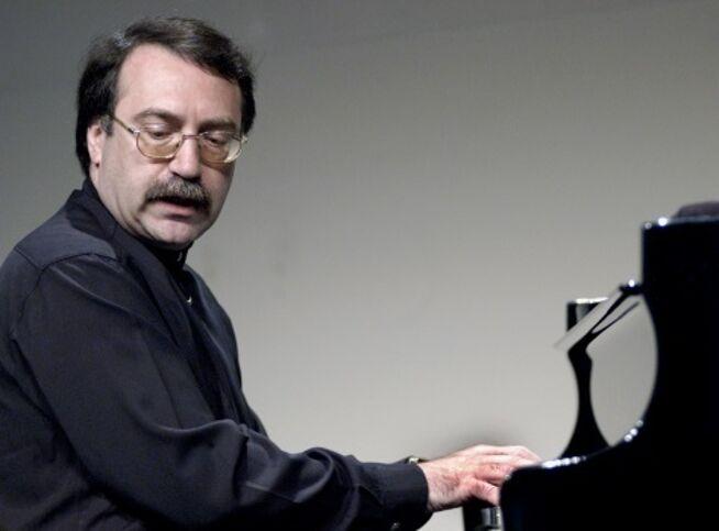 Даниил Крамер в Москве, 8 октября 2020 г., Клуб Союз Композиторов