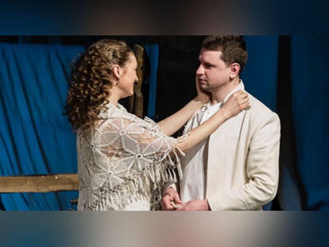 Митина любовь в Санкт-Петербурге, 31 октября 2020 г., Театр Суббота