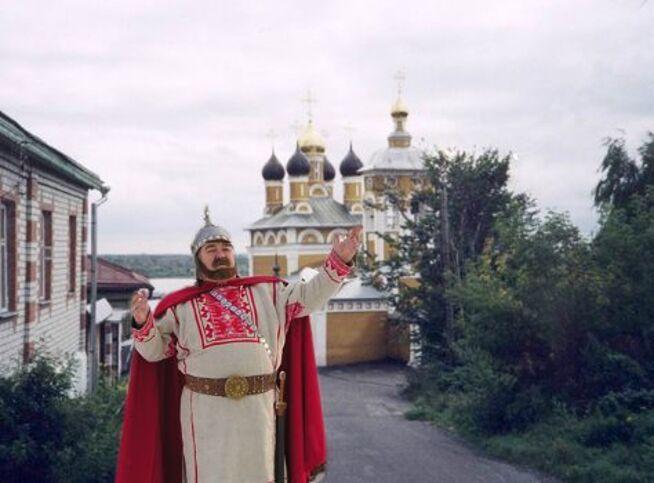 В былинный Муром – под покров святых Петра и Февронии в Санкт-Петербурге, 14 ноября 2020 г., Театр Желтый Квадрат