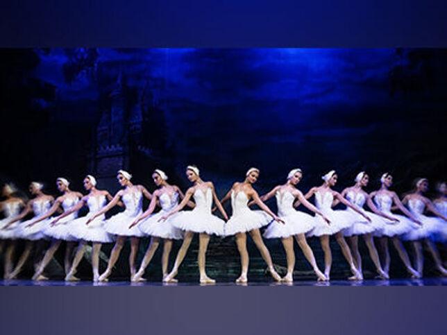 Концерт Лебединое озеро в Сочи, 11 марта 2021 г., Зимний Театр