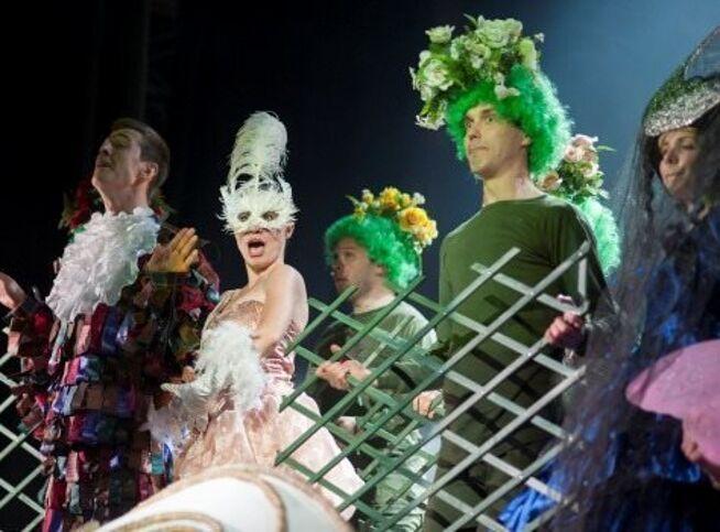 Тобио: Мастер Кукол в Москве, 11 октября 2020 г., Театр Мост