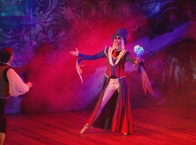 Новогодний спектакль «Снежная королева» в Москве, 26 декабря 2020 г., Театр Танца Гжель