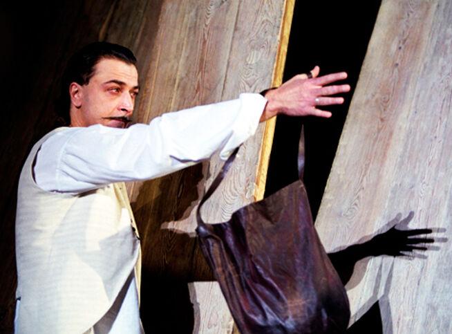Шут Балакирев в Москве, 17 сентября 2020 г., Театр Ленком