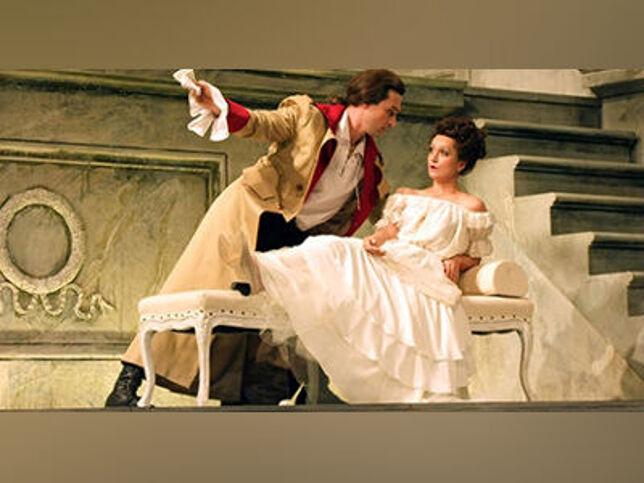 Женитьба Фигаро в Санкт-Петербурге, 9 февраля 2021 г., Театр-Фестиваль Балтийский Дом