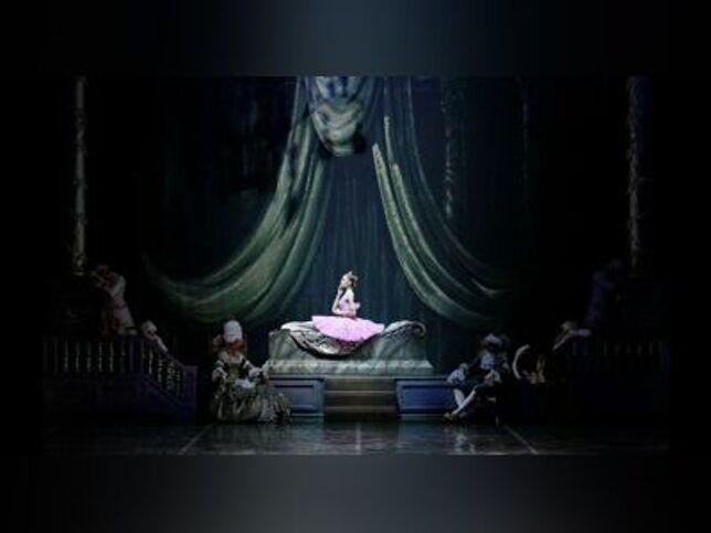 Спящая красавица в Москве, 10 октября 2020 г., Детский Музыкальный Театр Имени Натальи Сац
