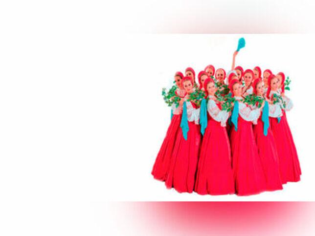 Концерт Ансамбль «Берёзка» в Москве, 5 февраля 2021 г., Ктц Дружба