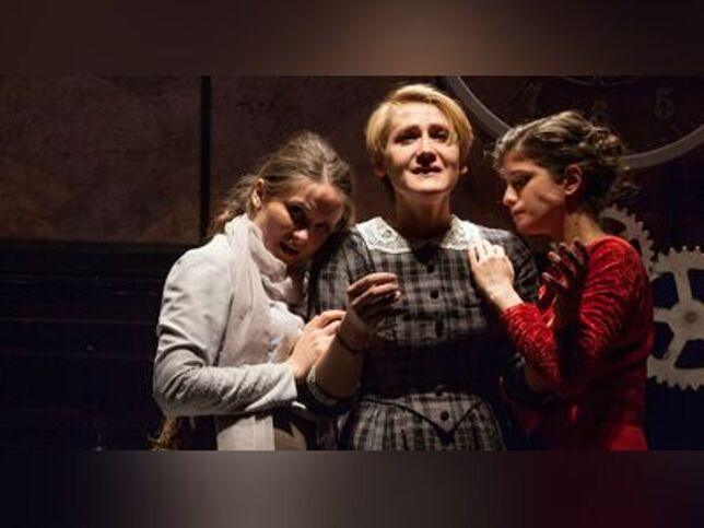 Три сестры в Москве, 31 октября 2020 г., Театр Олега Табакова