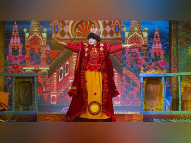 Сказки Пушкина в Москве, 29 октября 2020 г., Московский Областной Театр Юного Зрителя Царицыно