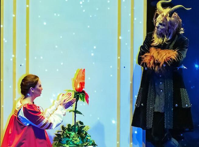 Аленький цветочек в Москве, 19 сентября 2020 г., Театр Мимики И Жеста