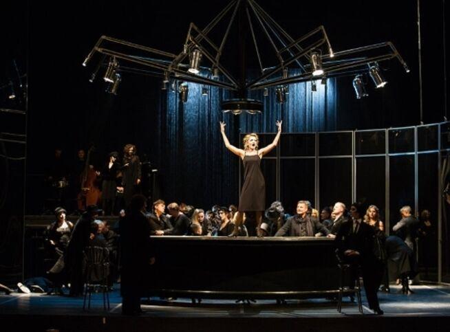 Травиата в Москве, 19 сентября 2020 г., Театр «Новая Опера»