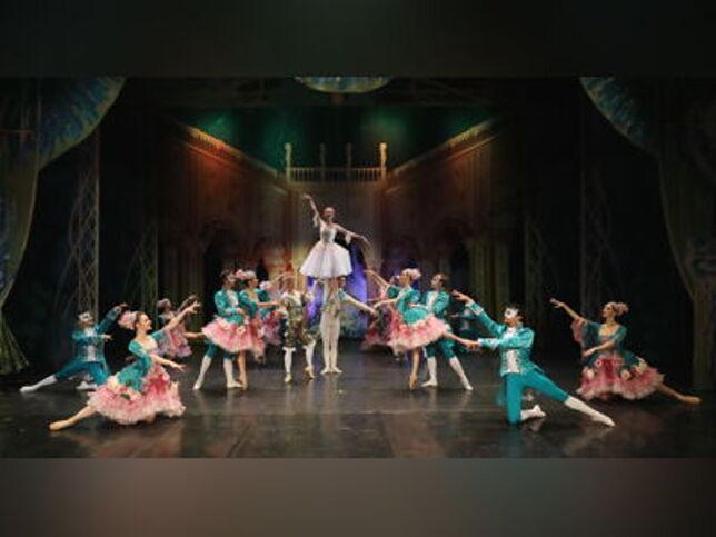Золушка в Чебоксары, 10 декабря 2020 г., Чувашский Государственный Театр Оперы И Балета