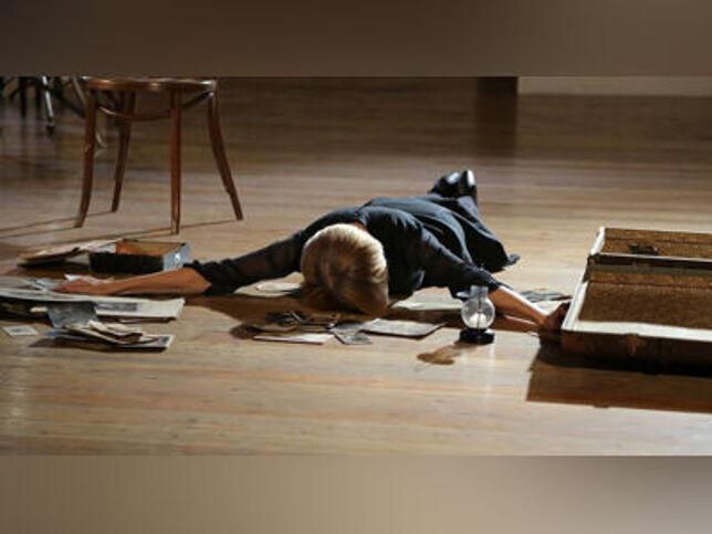 Молитва о Марине в Москве, 23 сентября 2020 г., Театр Школа Драматического Искусства
