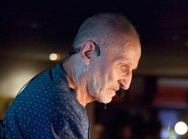 Концерт Петра Мамонова. Творческий вечер в Москве, 16 октября 2020 г., Академ Джаз Клуб