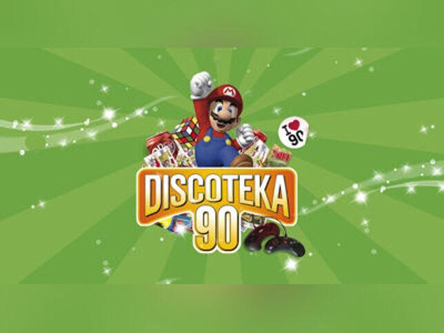 Концерт Большая Discoteka 90. Halloween 90-x в Новосибирск, 8 ноября 2020 г., Лофт-Парк Подземка