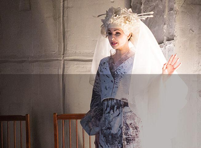 Мадам Баттерфляй в Москве, 23 сентября 2020 г., Театр «Новая Опера»
