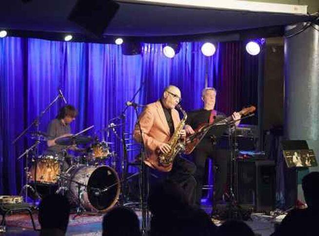 Алексей Козлов и джаз-рок ансамбль «Арсенал» в Москве, 20 сентября 2020 г., Клуб Союз Композиторов