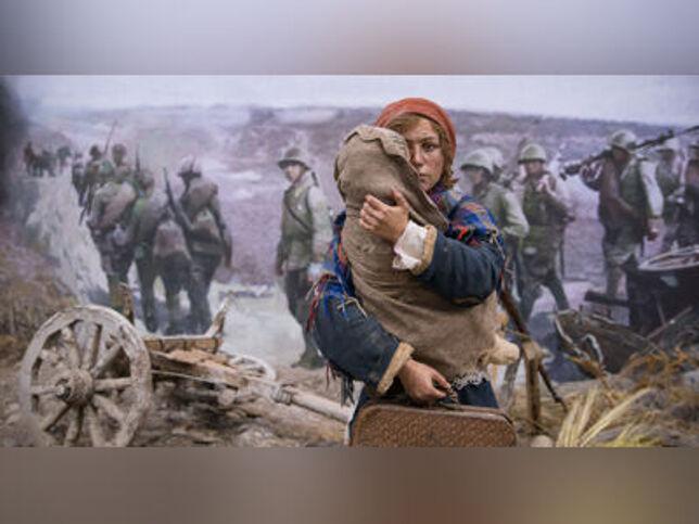 Память говорит. Дорога через войну в Санкт-Петербурге, 28 ноября 2020 г., Севкабель Порт