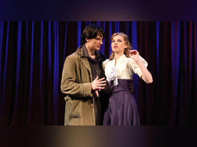 Фиалка Монмартра в Москве, 25 сентября 2020 г., Театр Оперетты