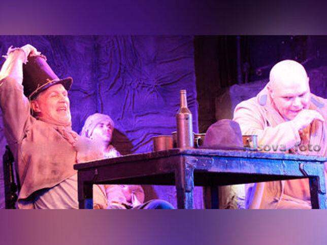 Молчанье – золото в Москве, 22 января 2021 г., Московский Драматический Театр «Сопричастность»