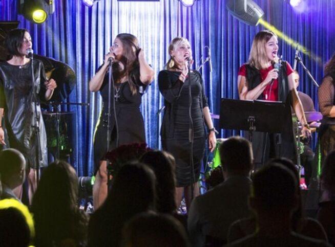 Концерт Moscow Gospel Team в Москве, 26 сентября 2020 г., Клуб Алексея Козлова
