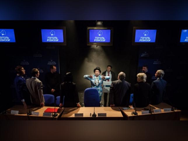 Ревизор в Санкт-Петербурге, 11 ноября 2020 г., Театр Суббота