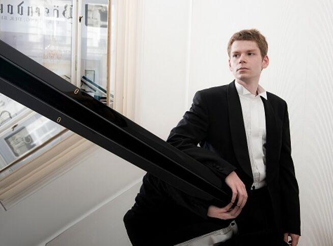 Аб.14 Андрей Гугнин, фортепиано в Новосибирск, 5 февраля 2021 г., Государственный Концертный Зал Им. А.М. Каца