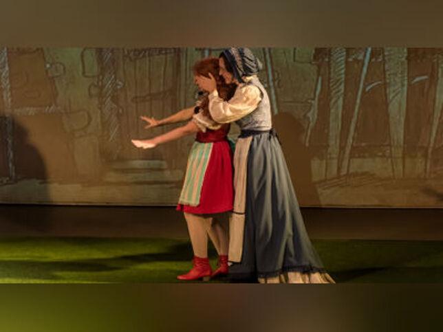 Сказка о Красной Шапочке в Санкт-Петербурге, 1 ноября 2020 г., Театр Алеко