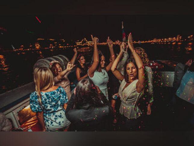 Концерт Ретро дискотека на теплоходе в Москве, 19 сентября 2020 г., Причал Устьинский Мост