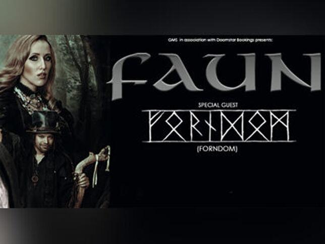Концерт Faun & Forndom в Санкт-Петербурге, 8 октября 2021 г., Дк Им. Ленсовета