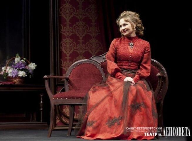 Без вины виноватые в Санкт-Петербурге, 25 декабря 2020 г., Театр Им. Ленсовета