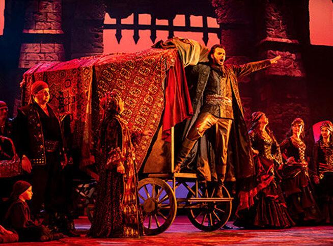 Цыганский барон в Москве, 30 сентября 2020 г., Театр Оперетты