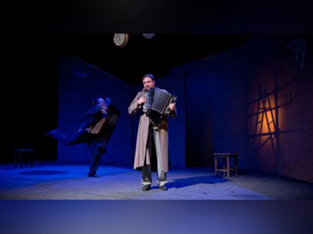 Аксенов, Довлатов, Двое в Москве, 29 октября 2020 г., Театр Эрмитаж (Зал На Арбате)