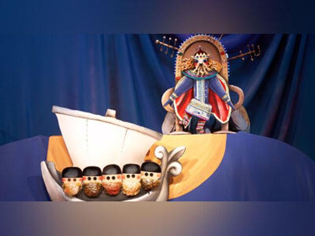 Сказка о царе Салтане в Санкт-Петербурге, 5 ноября 2020 г., Кукольный Театр Сказки