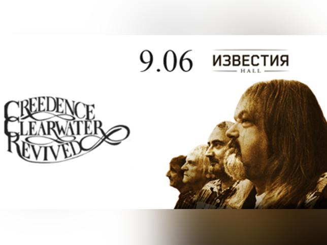 Концерт Creedence Clearwater Revived в Москве, 9 июня 2021 г., Кз Известия-Hall